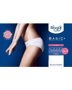Sloggi Basic+ Mini  4-pack