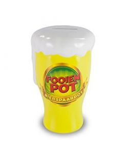 Fooienpot - Bierspaarpot