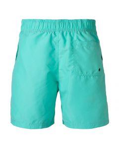 Men's swim shorts solid mint green