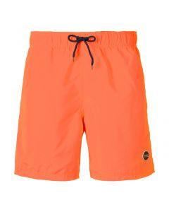 Men's swim shorts solid fl. oranje