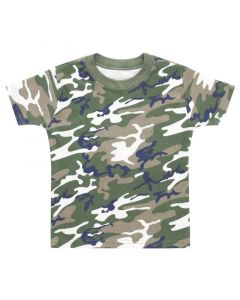 T-shirtsz baby t-shirt camouflage