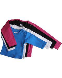 T-shirtsz baby longsleeve wild blue