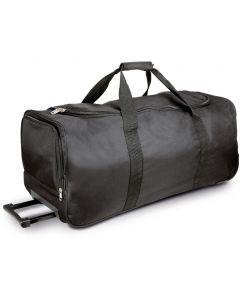 Grote sporttas op wieltjes-black