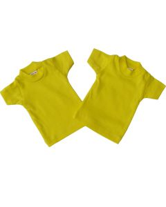 T-shirtsz mini t-shirt yellow